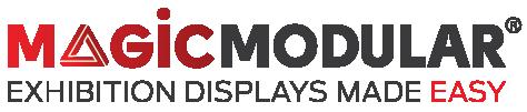 Magic Modular® | Exhibition Stands and Displays Logo
