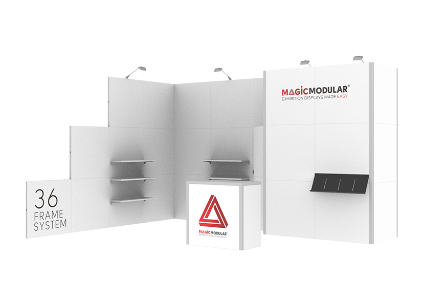 Exhibition Stand Frame : Large exhibition stands reconfigurable exhibition stands