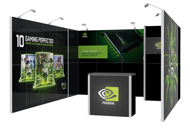 Exhibition Displays Glasgow : Large exhibition stands reconfigurable exhibition stands